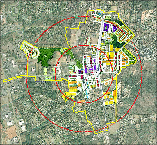 Town planning research proposal
